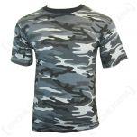 Dark Camouflage T-shirt