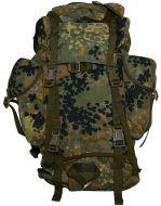 German Army Issue Flecktarn Rucksack