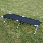 Black US Field Bed