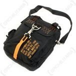 Black Para Messenger Bag Thumbnail