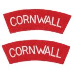 Cornwall Regiment Thumbnail