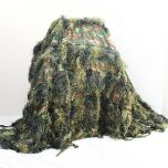 Woodland Camo Ghillie Cover Thumbnail