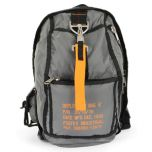 Grey Para Backpack - Small