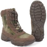 Mil-Tacs FG Pattern Side Zip Tactical Army Boots Thumbnail