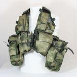 12 Pocket Mil-Tacs FG Camo Tactical Vest Thumbnail