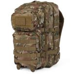 Multitarn Camo MOLLE Assault Pack - Large Size