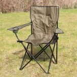 Outdoor Camping Chair - Olive
