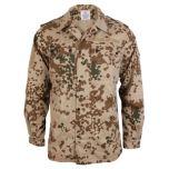 Original German Army Tropical Flecktarn Field Shirt Thumbnail