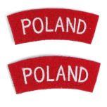 Poland Shoulder Titles Thumbnail