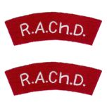 R.A.Ch.D. - Royal Army Chaplaincy Department