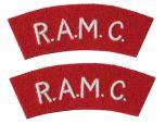 RAMC - Royal Army Medical Corps