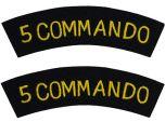 5 Commando
