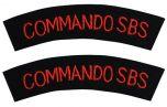 Commando SBS Shoulder titles