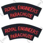 Royal Engineers Parachute