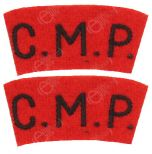 CMP - Corps of Military Police