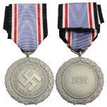 WW2 German Luftshultz Civil Defence medal 2nd Class