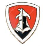 11th Flotilla U-Boat Badge - Polar Bear