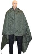 Rip Stop Poncho Liner - Olive
