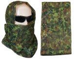 Camouflage Net Scarf - Flecktarn