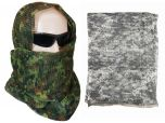 Camouflage Net Scarf - AT Digital
