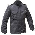 Black M65 Field Jacket