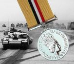 IRAQ Op-Telic Medal