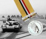IRAQ Op-Telic Medal with Clasp