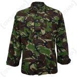 British Woodland DPM Camo Field Shirt