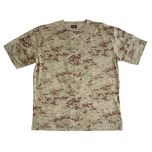 US Army Digital Desert Camouflage T-shirt Thumb