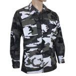 US BDU Field Jacket - Urban Camo - Thumbnail