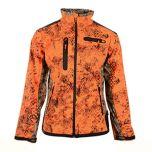 Verney Carron Snake Softshell Jacket - Blaze