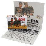 WW2 German Esbit Box and Instructions