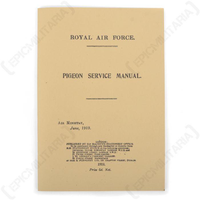 RAF Pigeon Service Manual - Epic Militaria