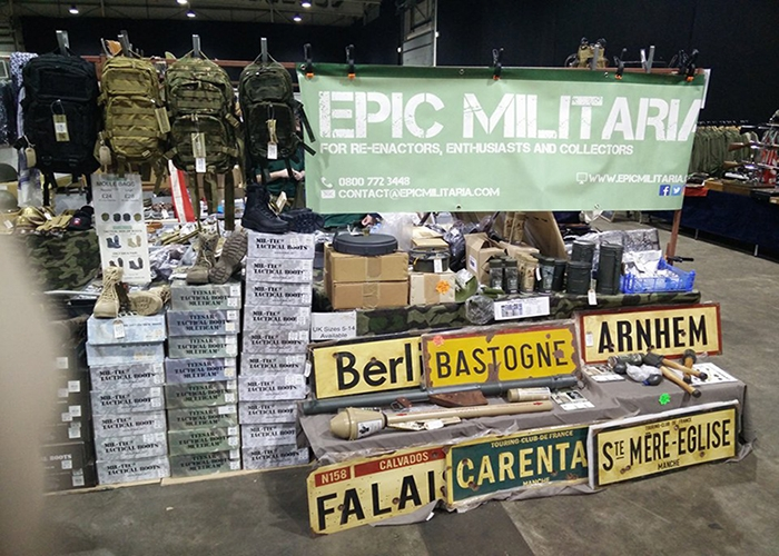 Epic Militaria Shows & Events
