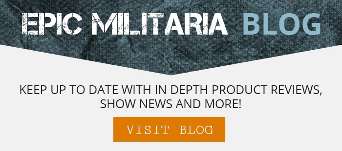 Epic Militaria Blog
