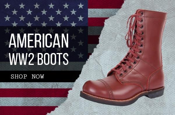 Epic Militaria WW2 American Boots