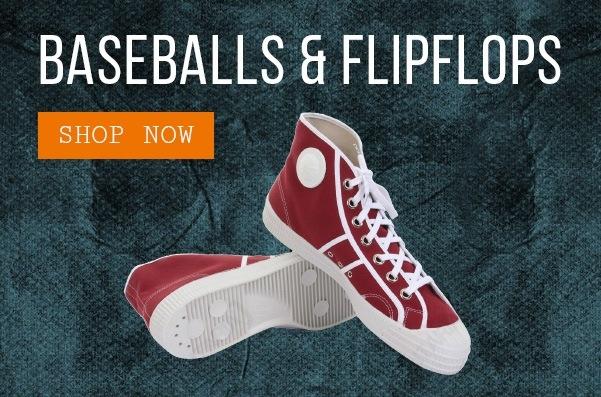 Epic Militaria Baseballs & Flipflops
