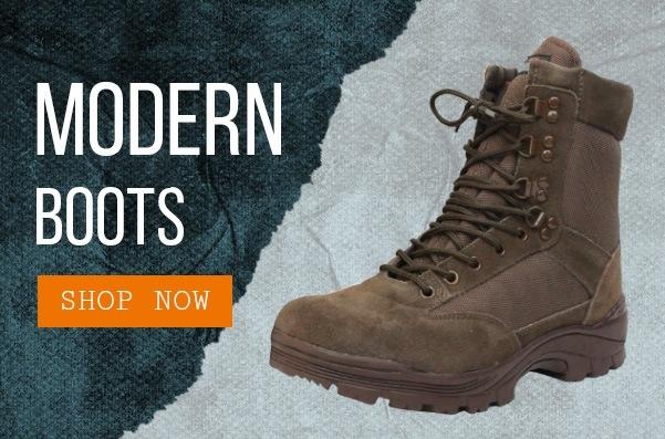 Epic Militaria Modern Boots