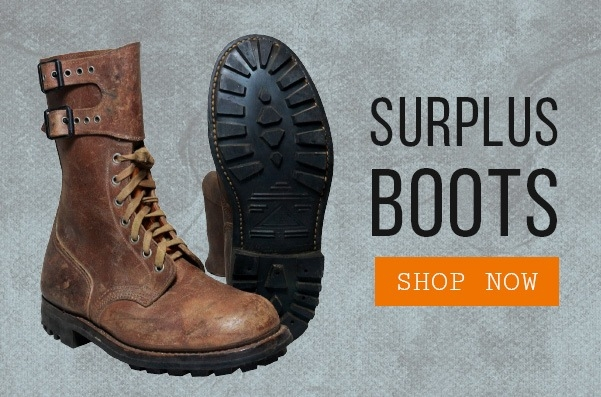 Epic Militaria Surplus Boots