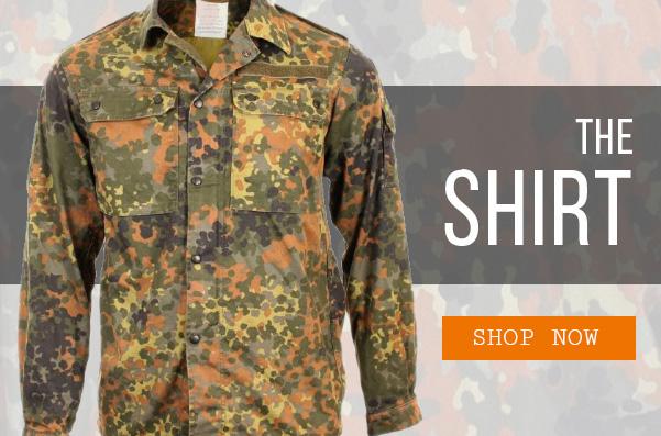 Epic Militaria Flecktarn Shirt