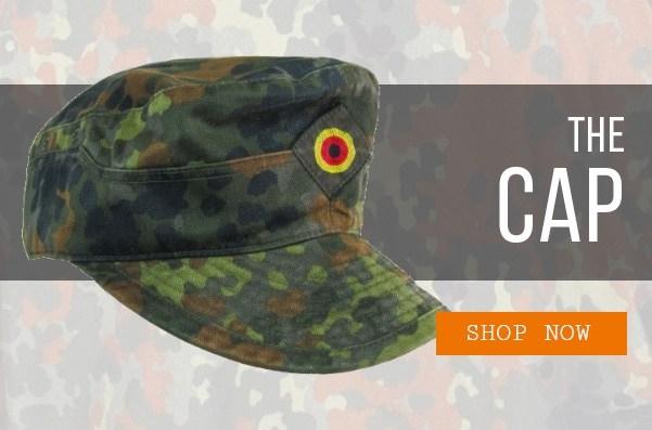 Epic Militaria Flecktarn Caps