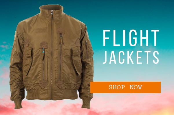 Epic Militaria - Flight Jackets