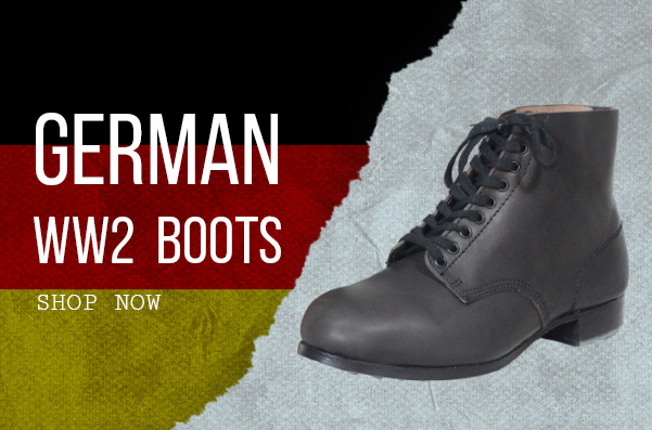 Epic Militaria WW2 German Boots