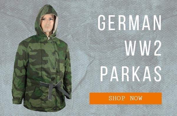 Epic Militaria - German Parkas