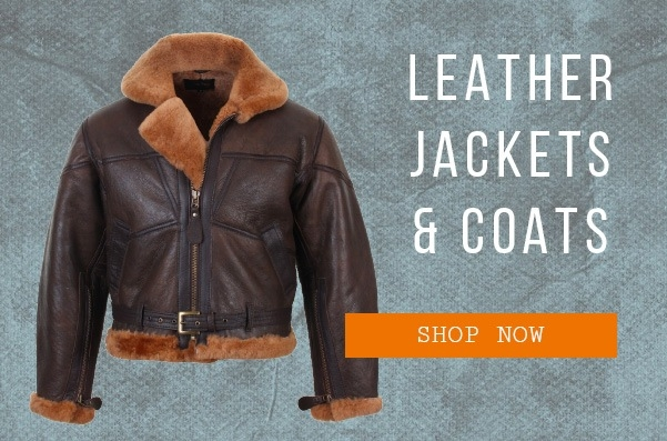Epic Militaria - Leather Jackets & Coats