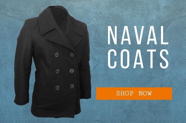 Epic Militaria Naval Jackets & Coats