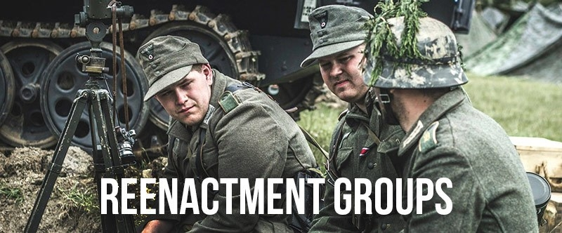 Epic Militaria Reenactment Groups