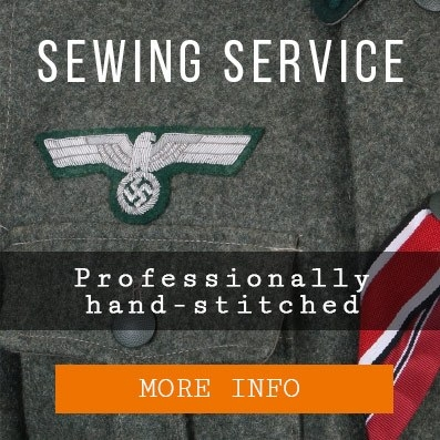 Epic Militaria Sewing Services