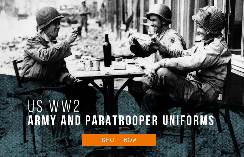Epic Militaria US Army & Paratrooper Uniforms